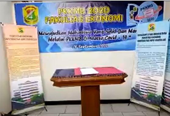 PKKMB Manajemen 2020 Online tgl 26 september 2020