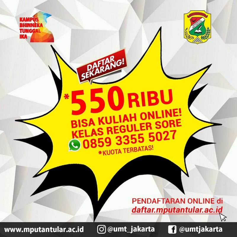 500rb BIsa Kulah Online